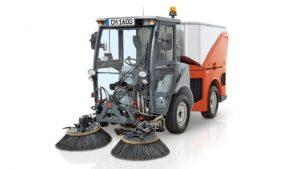 Citymaster 1600 Hidrostatik Sokak Süpürücü 4×4