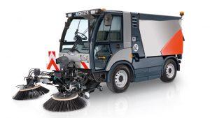 Citymaster 2200 Hidrostatik Sokak Süpürücü